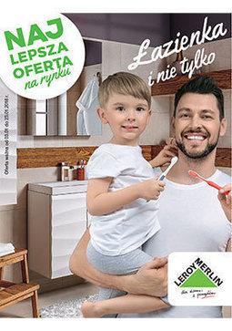Gazetka promocyjna Leroy Merlin, ważna od 03.01.2018 do 23.01.2018.