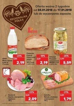 Gazetka promocyjna Kaufland, ważna od 04.01.2018 do 17.01.2018.