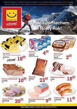 Gazetka promocyjna Uśmiechnięte zakupy, ważna od 09.01.2018 do 22.01.2018.
