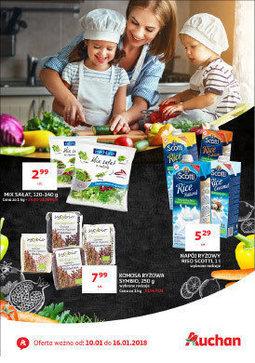 Gazetka promocyjna Auchan, ważna od 10.01.2018 do 16.01.2018.