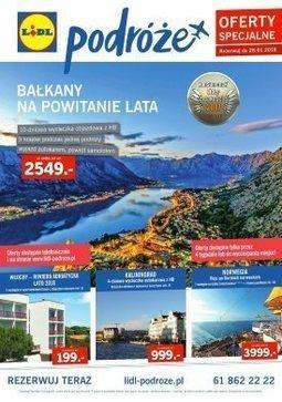 Gazetka promocyjna Lidl, ważna od 01.01.2018 do 28.01.2018.