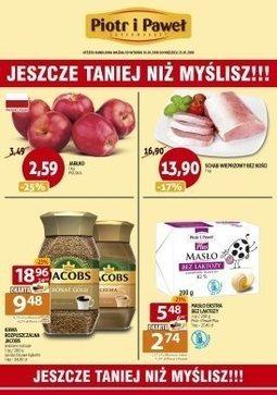 Gazetka promocyjna Piotr i Paweł, ważna od 16.01.2018 do 21.01.2018.