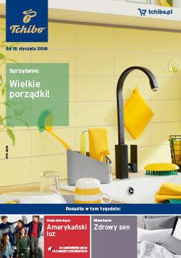Gazetka promocyjna Tchibo, ważna od 15.01.2018 do 23.01.2018.
