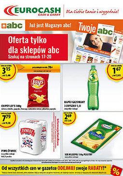 Gazetka promocyjna Eurocash Cash&Carry, ważna od 15.01.2018 do 28.01.2018.