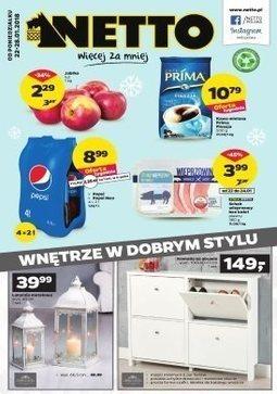 Gazetka promocyjna Netto, ważna od 22.01.2018 do 28.01.2018.