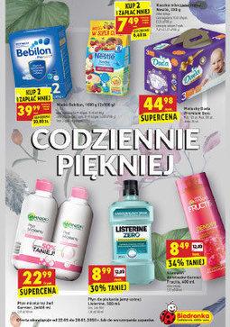 Gazetka promocyjna Biedronka, ważna od 22.01.2018 do 28.01.2018.