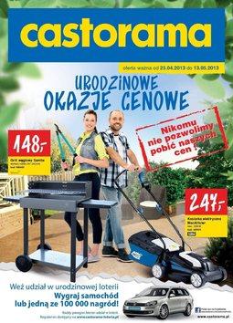 Gazetka promocyjna Castorama, ważna od 25.04.2013 do 13.05.2013.