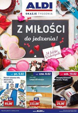 Gazetka promocyjna Aldi, ważna od 05.02.2018 do 14.02.2018.