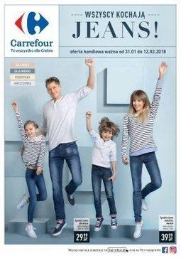 Gazetka promocyjna Carrefour, ważna od 31.01.2018 do 12.02.2018.