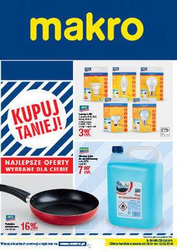 Gazetka promocyjna Makro Cash&Carry, ważna od 30.01.2018 do 12.02.2018.