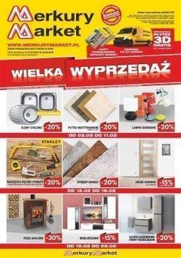 Gazetka promocyjna Merkury Market, ważna od 01.02.2018 do 28.02.2018.