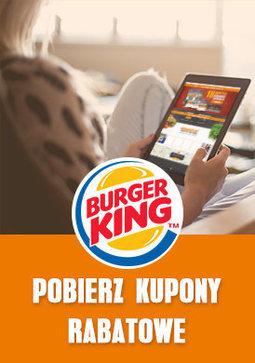 Gazetka promocyjna Burger King, ważna od 05.02.2018 do 31.03.2018.