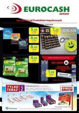 Gazetka promocyjna Eurocash Cash&Carry, ważna od 01.02.2018 do 17.03.2018.