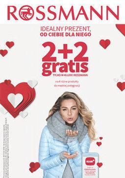 Gazetka promocyjna Rossmann, ważna od 09.02.2018 do 19.02.2018.