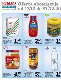 Gazetka promocyjna Selgros Cash&Carry, ważna od 17.12.2013 do 31.12.2013.