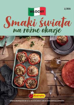 Gazetka promocyjna Biedronka, ważna od 12.02.2018 do 25.02.2018.