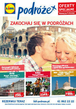 Gazetka promocyjna Lidl, ważna od 12.02.2018 do 11.03.2018.