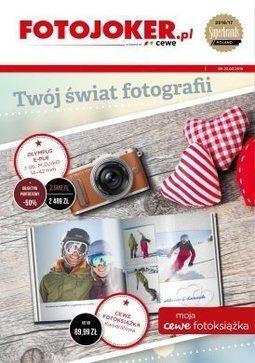 Gazetka promocyjna Fotojoker, ważna od 09.02.2018 do 22.02.2018.