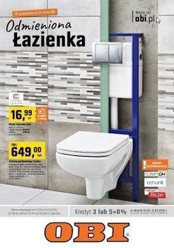 Gazetka promocyjna Obi, ważna od 14.02.2018 do 06.03.2018.
