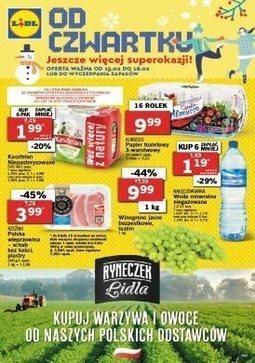 Gazetka promocyjna Lidl, ważna od 15.02.2018 do 18.02.2018.