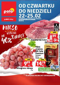 Gazetka promocyjna POLOmarket, ważna od 22.02.2018 do 25.02.2018.