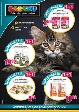 Gazetka promocyjna Kakadu, ważna od 15.02.2018 do 28.02.2018.