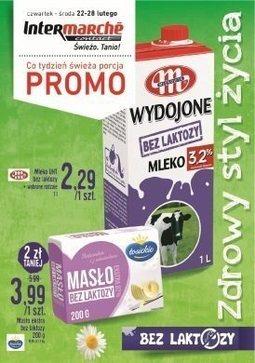 Gazetka promocyjna Intermarché, ważna od 22.02.2018 do 28.02.2018.
