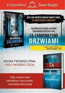 Gazetka promocyjna Księgarnie Świat Książki, ważna od 15.02.2018 do 14.03.2018.