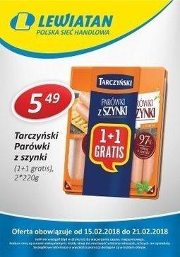 Gazetka promocyjna Lewiatan, ważna od 15.02.2018 do 21.02.2018.
