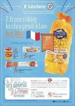 Gazetka promocyjna E.Leclerc, ważna od 27.02.2018 do 04.03.2018.