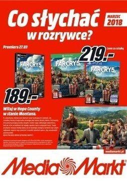 Gazetka promocyjna Media Markt, ważna od 01.03.2018 do 31.03.2018.