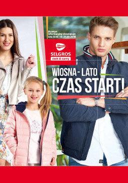Gazetka promocyjna Selgros Cash&Carry, ważna od 08.03.2018 do 21.03.2018.