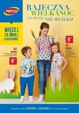 Gazetka promocyjna Pepco, ważna od 09.03.2018 do 22.03.2018.