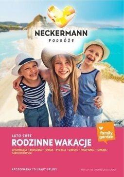 Gazetka promocyjna Neckermann, ważna od 01.03.2018 do 30.09.2018.