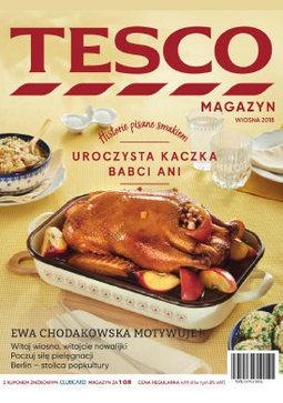 Gazetka promocyjna Tesco Hipermarket, ważna od 08.03.2018 do 03.06.2018.
