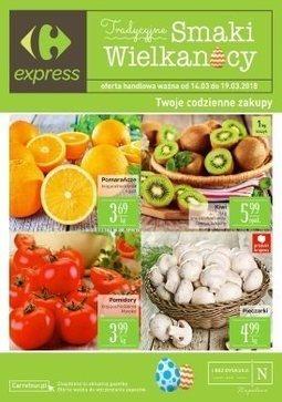Gazetka promocyjna Carrefour Express, ważna od 14.03.2018 do 19.03.2018.