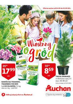 Gazetka promocyjna Auchan, ważna od 14.03.2018 do 21.03.2018.