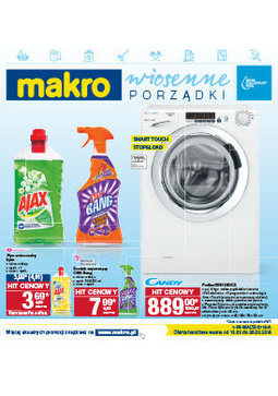 Gazetka promocyjna Makro Cash&Carry, ważna od 13.03.2018 do 26.03.2018.