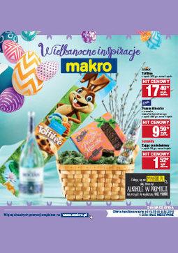 Gazetka promocyjna Makro Cash&Carry, ważna od 13.03.2018 do 09.04.2018.