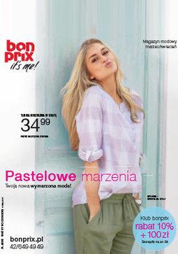 Gazetka promocyjna BonPrix, ważna od 13.03.2018 do 13.09.2018.