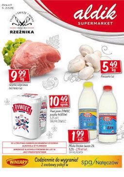 Gazetka promocyjna Aldik, ważna od 15.03.2018 do 21.03.2018.