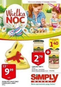 Gazetka promocyjna Simply Market, ważna od 14.03.2018 do 21.03.2018.