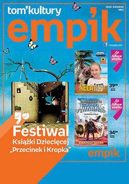 Gazetka promocyjna Empik.com, ważna od 14.03.2018 do 03.04.2018.