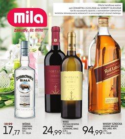 Gazetka promocyjna MILA, ważna od 15.03.2018 do 31.03.2018.
