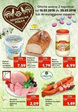 Gazetka promocyjna Kaufland, ważna od 15.03.2018 do 28.03.2018.