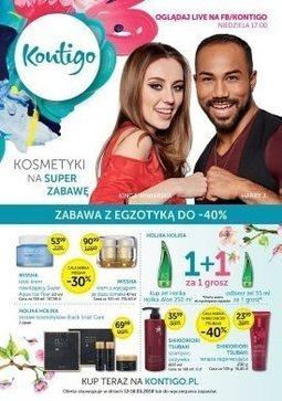 Gazetka promocyjna Kontigo, ważna od 12.03.2018 do 18.03.2018.