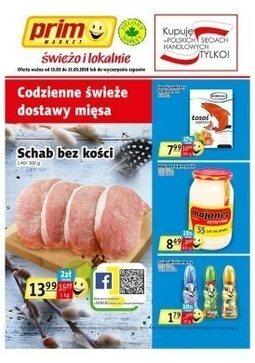 Gazetka promocyjna Prim Market, ważna od 15.03.2018 do 21.03.2018.