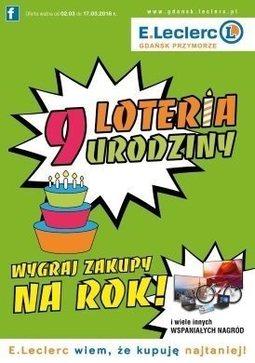 Gazetka promocyjna E.Leclerc, ważna od 02.03.2018 do 17.03.2018.