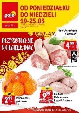 Gazetka promocyjna POLOmarket, ważna od 19.03.2018 do 25.03.2018.