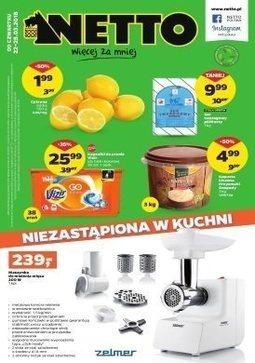Gazetka promocyjna Netto, ważna od 22.03.2018 do 25.03.2018.